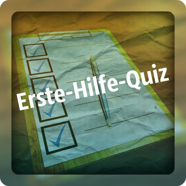 Erste-Hilfe-Quiz