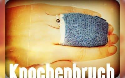 Knochenbrüche und Gelenkverletzungen