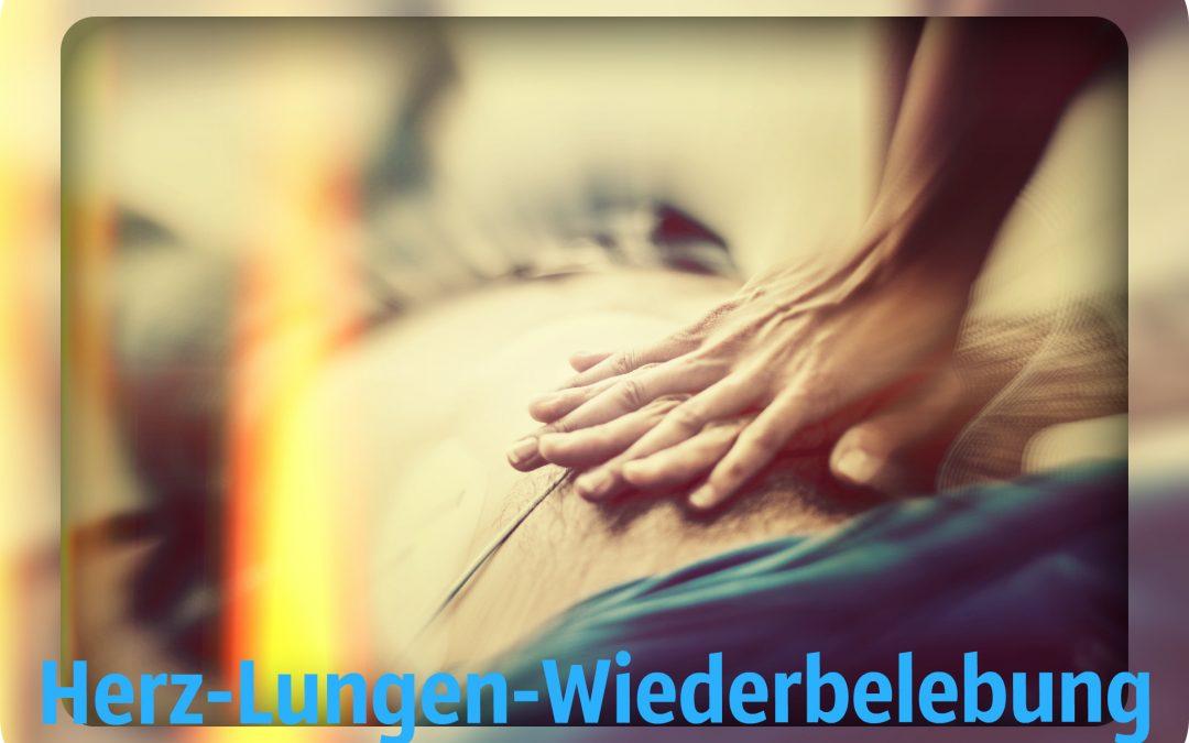 Herz-Lungen-Wiederbelebung